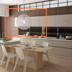 Lighting Kitchen Common Paint Colors 裝修最易忽視的廚房照明誤區 其實5招就能避免 趣讀 然而華麗麗的吊燈對廚房空間要求是比較大的 如果廚房空間有限 就選一個簡約低調型的