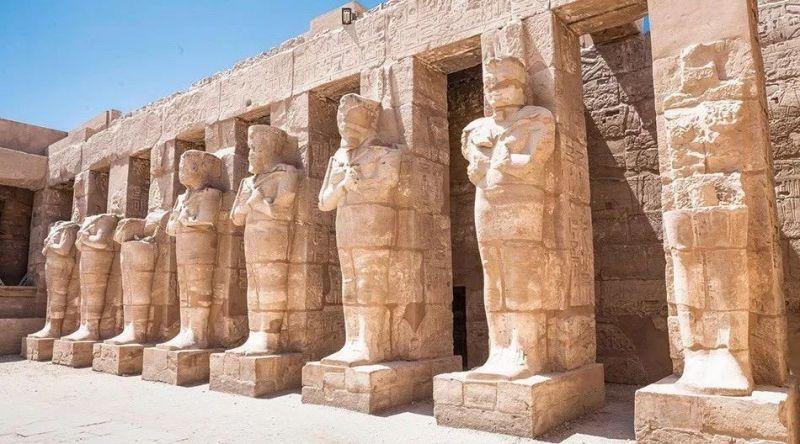 埃及 揭開尼羅河畔的古文明9日-趣讀