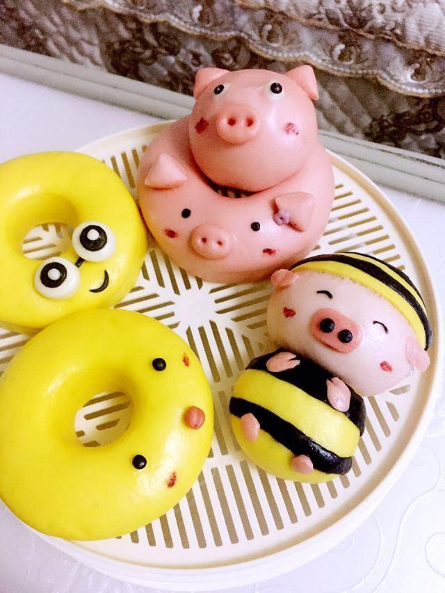【美食課預告】美味可愛的卡通南瓜饅頭!-趣讀