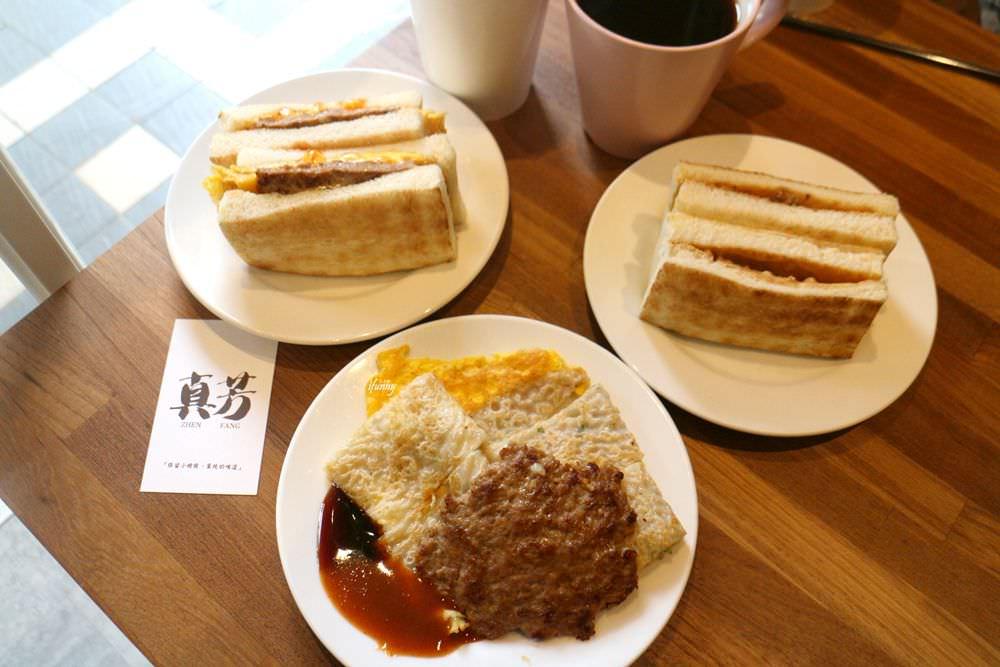 [行天宮站]真芳-碳烤吐司/紅茶牛奶 民生店 古早味粉漿蛋餅/臺北必吃十大早餐 - ifunny 艾方妮的遊樂場