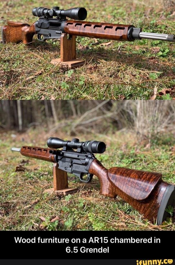 6 5 grendél wood