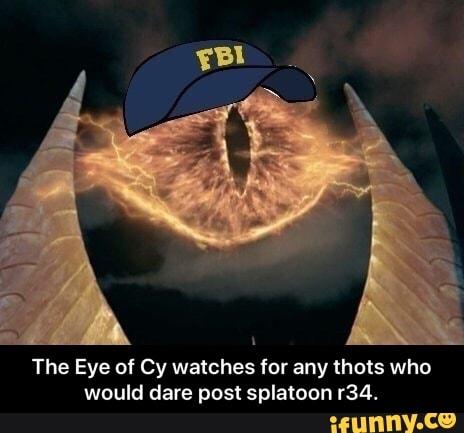 the eye of cy