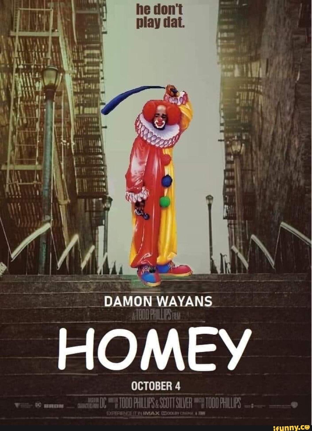 Homey Don't Play That : homey, don't, Don't, HOMEY, OCTOBER, IFunny