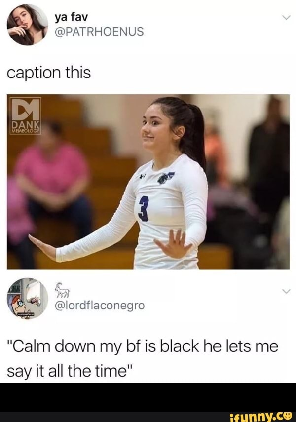 Volleyball Girl Meme : volleyball, Caption,
