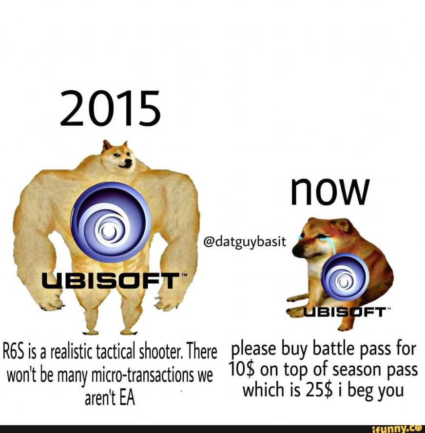 UBISOFT' is a realistic tactical shooter. There please buy ...