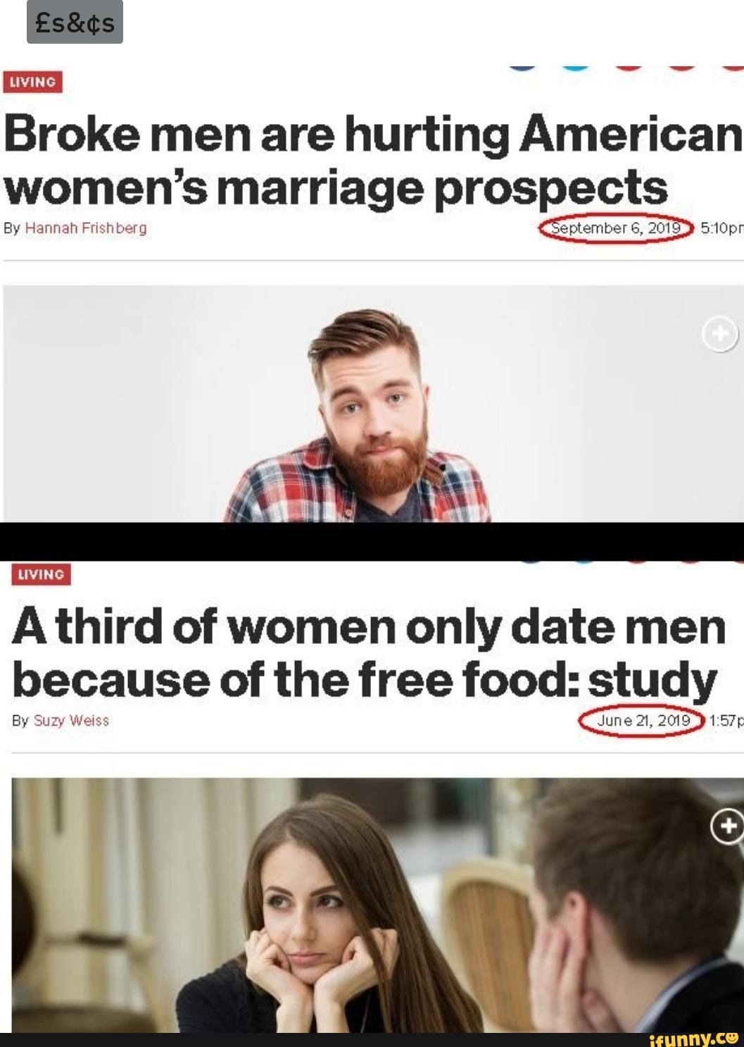 Broke Men Meme : broke, Broke, Hurting, American, Women's, Marriage, Prospects, Harman, Frhhb-erg, 510pr, Third, Women, Because, Food:, Study, IFunny