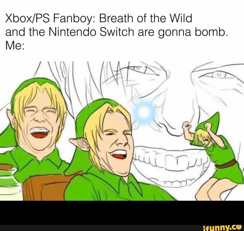 xbox ps fanboy breath