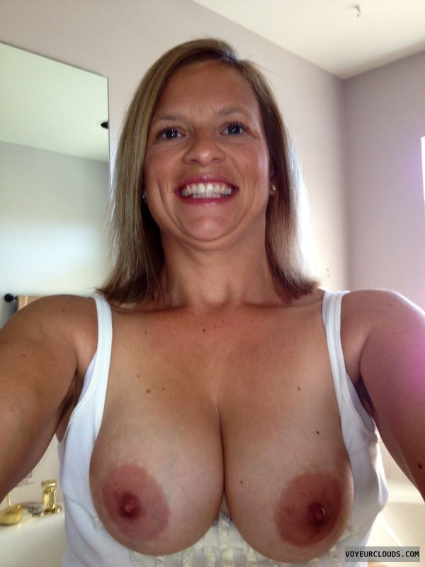 Wife Tits Photo  American Girl Amateur Wife Photo Blog