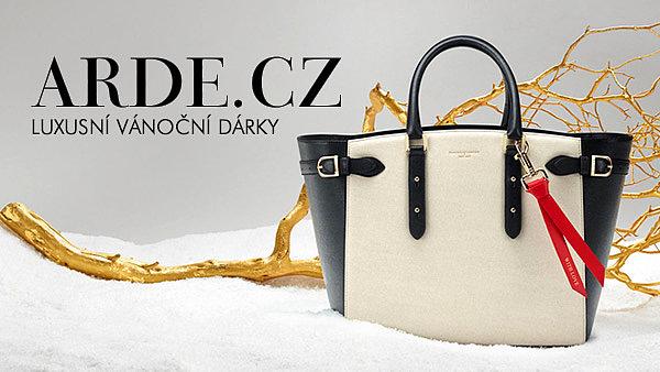 Luxusní dámská kabelka Marylebone Monochrome, www.arde.cz