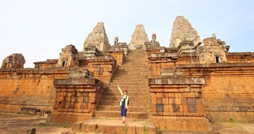 吳哥窟變身塔PRE RUP景點推薦|比粒寺世界文化遺產之一,柬埔寨旅遊吳哥窟王國遺跡