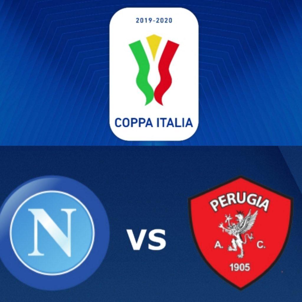 Coppa Italia Napoli Perugia In Vendita I Biglietti Ordinari