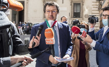 Open Arms, the Senate Council says no to Matteo Salvini's trial
