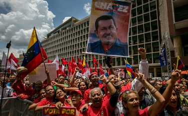 How many suspects about Venezuela