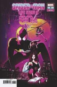 Spider Man Life Story 3 Variant Aco Zeus Comics Dallas Tx
