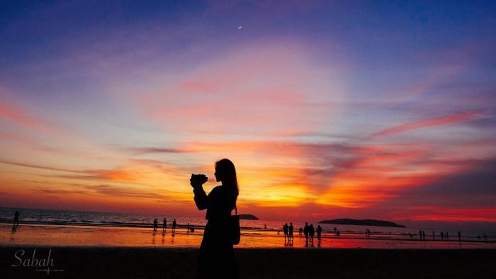 沙巴夕陽,世界最美夕陽,世界三大夕陽美景,沙巴自由行,沙巴機票,沙巴住宿,沙巴浮潛,沙巴潛水,沙巴美人魚島,沙巴旅遊,沙巴必買,沙巴遊記,沙巴啾啾,沙巴機場,沙巴7月天氣