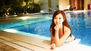 菲律賓薄荷島住宿|Henann Resort Alona Beach露天泳池酒吧♥充滿戀愛感的浪漫氣氛