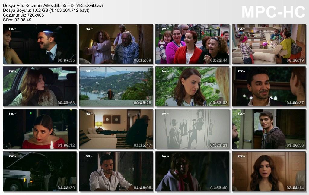 Kocamın Ailesi 55.Bölüm HDTVRip XviD - Tek Link