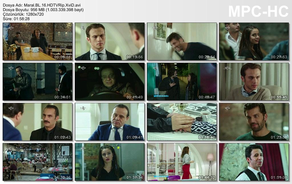Maral 16.Bölüm HDTVRip XviD - Tek Link