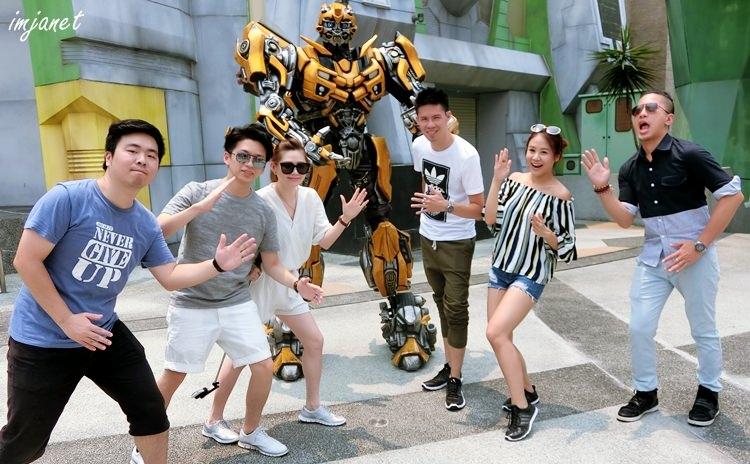 新加坡環球影城8