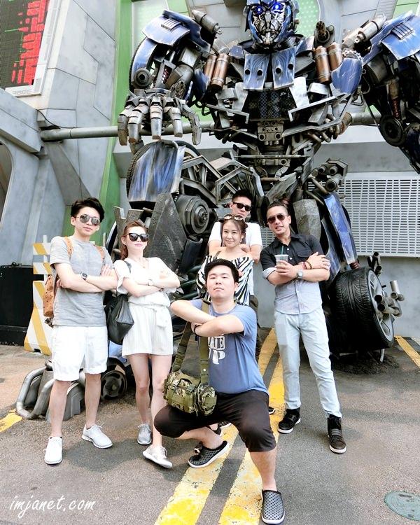 新加坡環球影城14