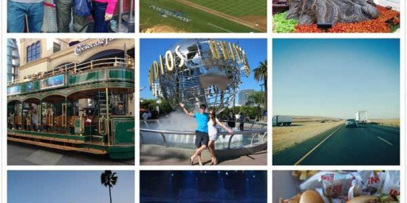 2013美國加州 洛杉磯、舊金山、Napa Valley+拉斯維加斯18天蜜月自由行
