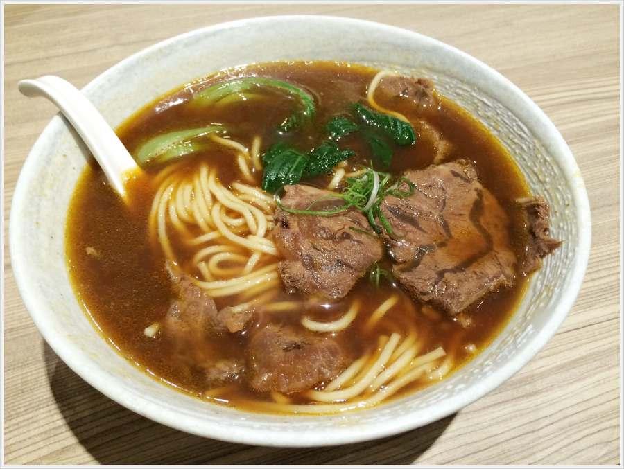台北‧內湖》上班族必看的內科美食推薦(1) 精緻中式麵食 十里安手麵 瑞光路美食
