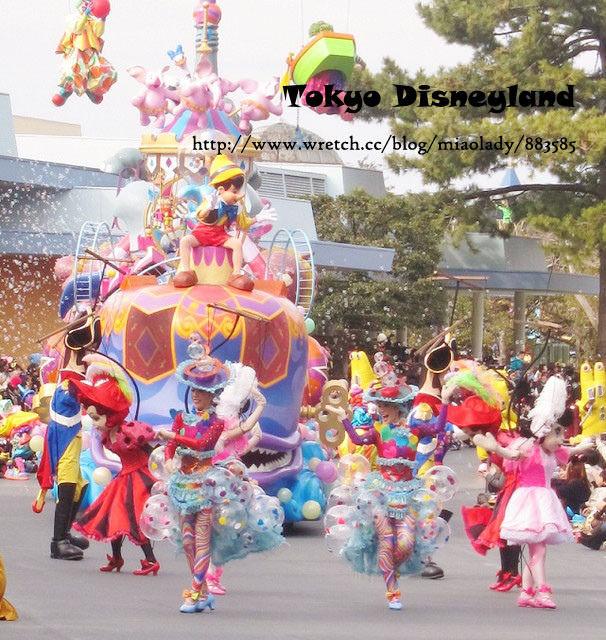♥2012日本。東京♥Disneyland(園區篇)