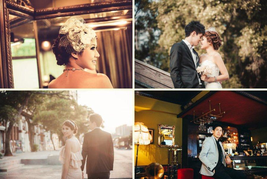 J&J Wedding ‧ 婚紗|美式自然風的Pure Fotography自助婚紗工作室