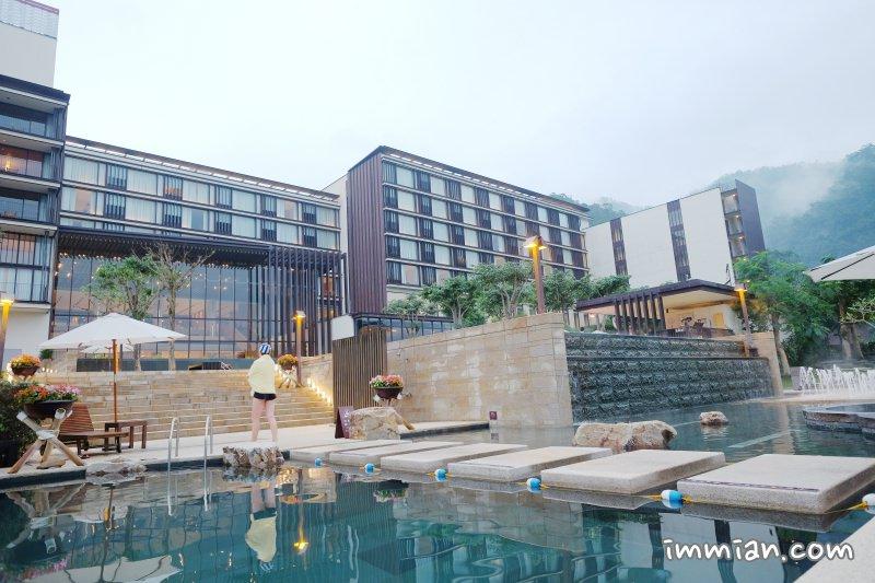 宜蘭。礁溪老爺酒店。盡覽山色、氣氛悠閒的度假聖地 - 巷子裡的生活