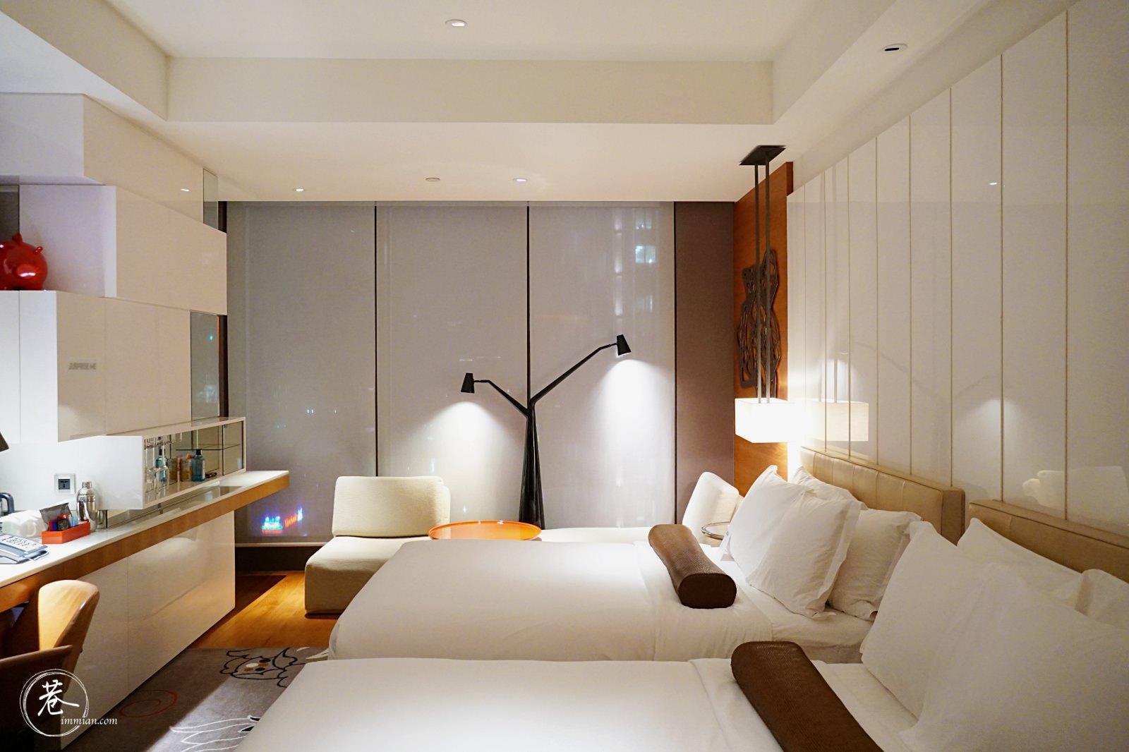 【臺北住宿】W Hotel Taipei。走在潮流尖端的五星級設計飯店 - 巷子裡的生活