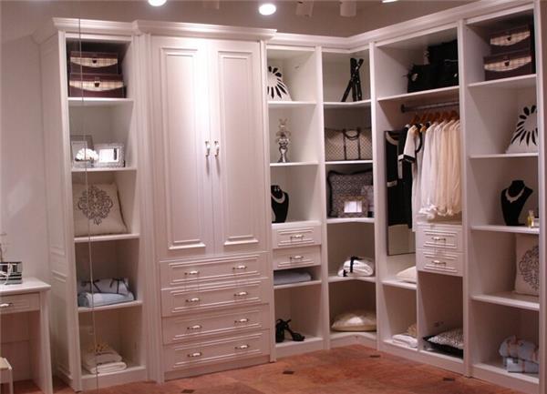 整體衣櫃櫃門樣式怎樣設計 - 愛我窩