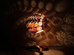 葫蘆燈--攝人心神的手工藝術 - 愛我窩