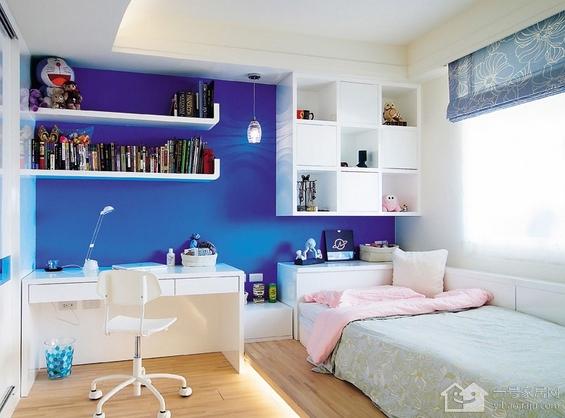 小巧精緻又溫馨 5平米兒童臥室裝修要怎麼做 - 愛我窩