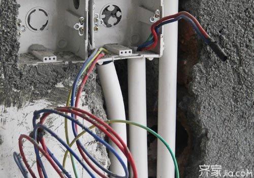 細說電線如何穿管 電線穿管技術交底 - 愛我窩