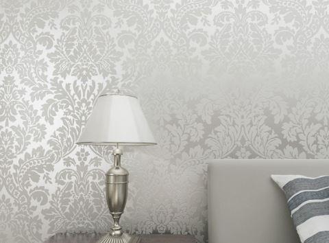 水泥牆貼壁紙施工工藝 打造精美背景牆 - 愛我窩