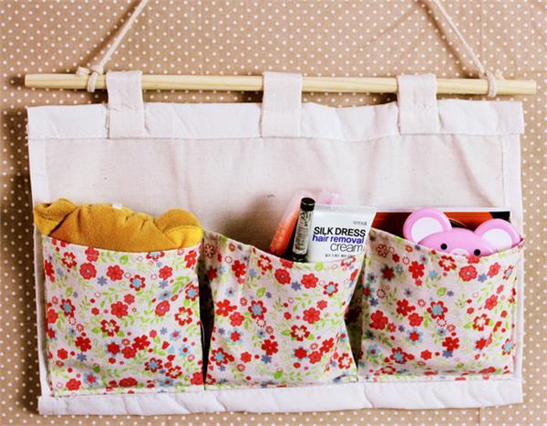 如何自製收納掛袋 教你3個簡單小方法 - 愛我窩