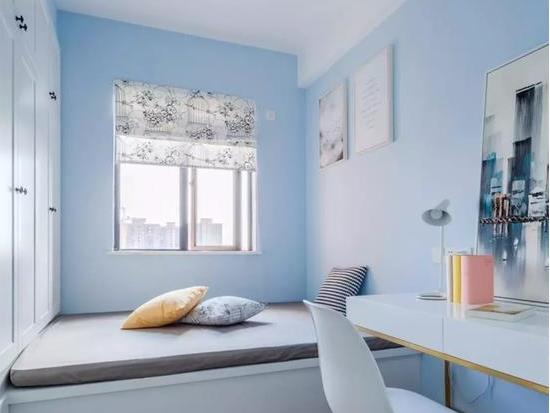 房間油漆顏色效果圖 讓您的家居與眾不同 - 愛我窩