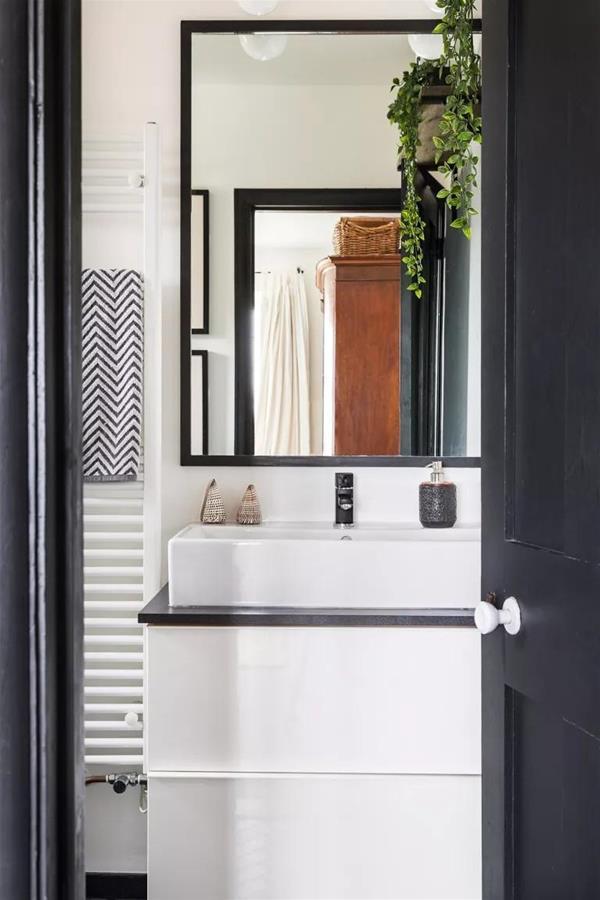 時尚精致的黑色浴室 10個夢幻般的優雅空間 - 愛我窩