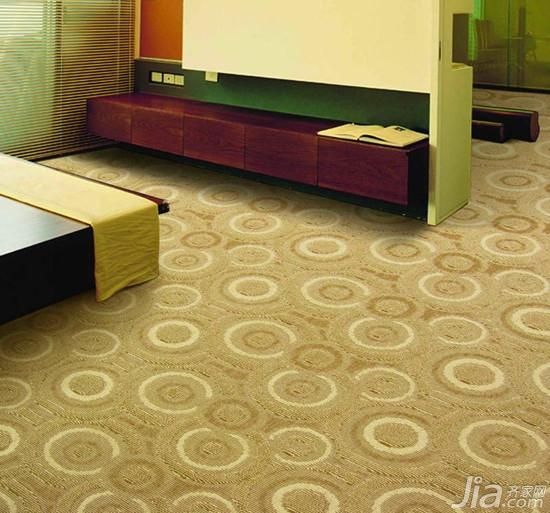 什麼是簇絨地毯 簇絨地毯的特點及工藝 - 愛我窩