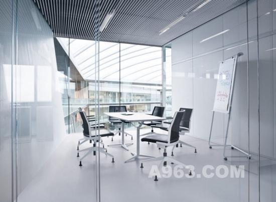 德國Adidas(愛迪達)新總部辦公空間設計 - 愛我窩