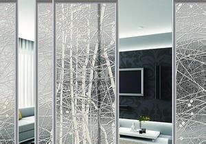 藝術玻璃隔斷的種類 藝術玻璃隔斷怎麼樣 - 愛我窩
