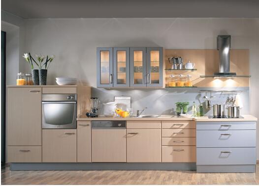 廚房裝修之一字型廚房裝修圖片 - 愛我窩