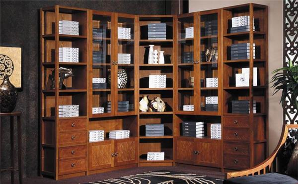 轉角書櫃怎麼樣 如何選購轉角書櫃 - 愛我窩