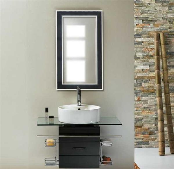 衛浴鏡高度 衛浴鏡安裝注意事項 - 愛我窩