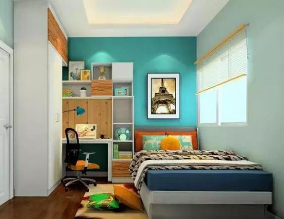 10平米以下的小房間設計方案,拿走不謝! - 愛我窩