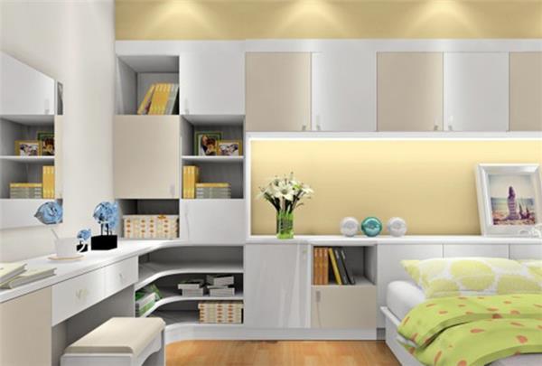 技巧修飾揚長避短 長方形小房間裝修案例 - 愛我窩