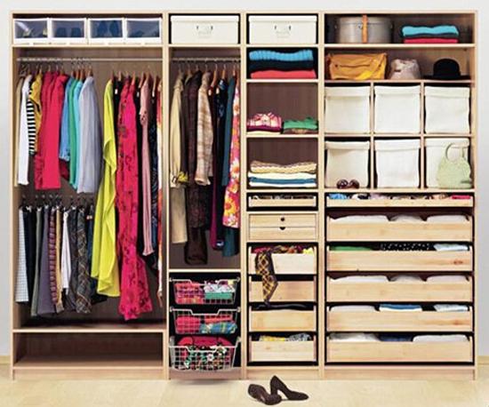 衣服收納技巧有哪些 如何輕鬆收納衣服 - 愛我窩