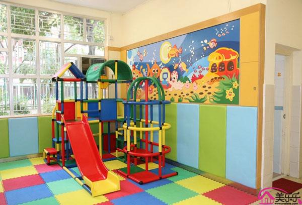 幼稚園環境佈置圖片欣賞 打造可愛空間 - 愛我窩