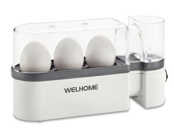 惠家煮蛋器怎麼用 惠家煮蛋器使用說明書 - 愛我窩