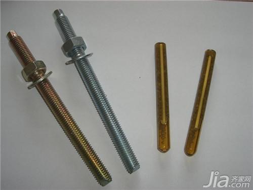 化學螺栓使用方法 化學螺栓品質要求及控制 - 愛我窩